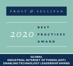 Cisco Lauded by Frost & Sullivan for Supporting Industrial IoT Deployments with Its Leading Portfolio of Secure and Scalable Solutions