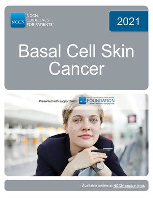 NCCN Guidelines for Patients: Basal Cell Skin Cancer available free at NCCN.org/patientresources