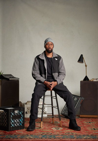 Cultural icon and artist RZA is among the first explorers to submit his The North Face jacket to the digital archive this fall.