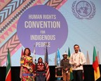 Church of Scientology Hosts Convention in Support of the Rights of Indigenous People