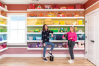 Behr® Paint Makes Rainbow Dreams Come True With The Home Edit®...