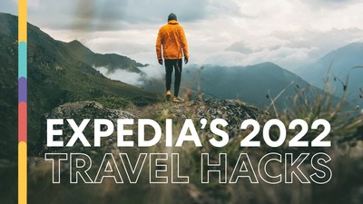 2022 Travel Hacks from Expedia