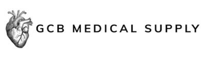 GCB Medical Supply Logo