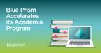 Blue Prism Addresses Global Digital Skills Gap with Successful...