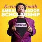 温哥华电影学院宣布2021年凯文·史密斯大使奖学金