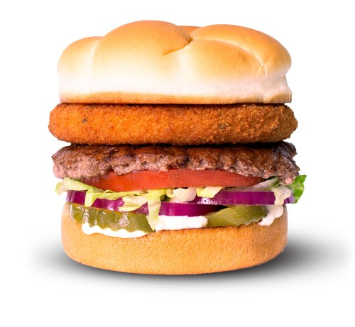 The CurderBurger will be available at Culver's restaurants on October 15 in honor of National Cheese Curd Day, while supplies last. Get one before they're gone!
