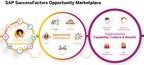 SAP® SuccessFactors® Opportunity Marketplace Drives Internal...
