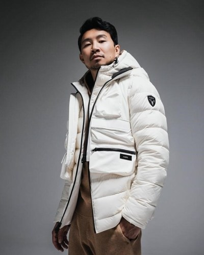 Simu Liu, Nobis new global brand ambassador / Photo Credit: Justin Wu