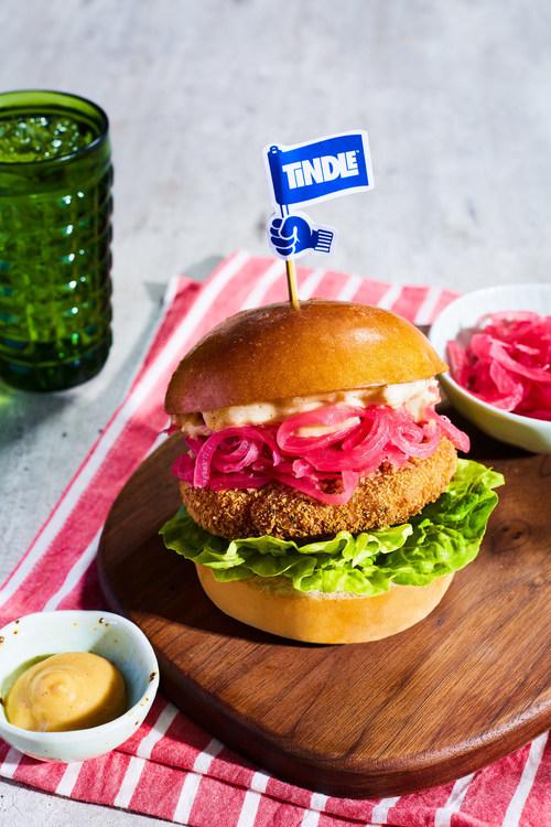 TiNDLE Kieve Burger