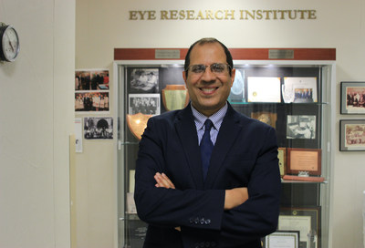 Oakland University has welcomed Mohamed Al-Shabrawey as the new director of OU's Eye Research Institute (ERI) and founding director of the Eye Research Center at Oakland University William Beaumont School of Medicine (OUWB). He is an expert on the study of diabetic retinopathy, a major cause of blindness. Dr. Al-Shabrawey comes to OU from the Culver Vision Discovery Institute of Augusta University in Augusta, Georgia.