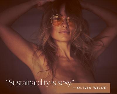 Olivia Wilde x True Botanicals