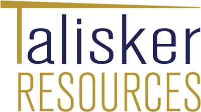 Talisker Resources Logo (CNW Group/Talisker Resources Ltd)