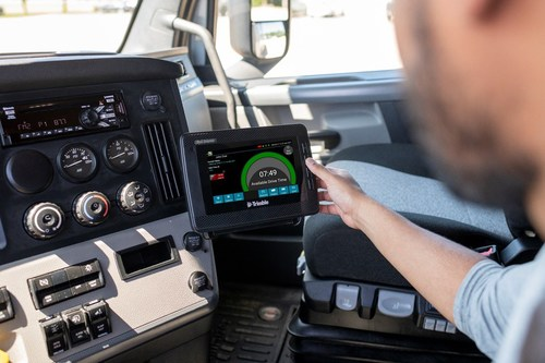 Trimble's eDriver Logs Certified as Compliant Solution for Canada's Electronic Logging Device Mandate