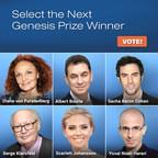 """Genesis Prize Foundation veröffentlicht Namen der Finalisten für den """"Jüdischen Nobelpreis"""" 2022"""