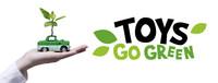 Toys go Green Logo