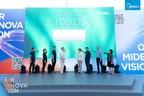 绿色愿景,蓝色未来:美的召开会议推出NZEC智能家居解决方案