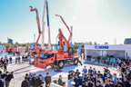 XCMG Unveils Advanced Emergency and Rescue Equipment Products at...