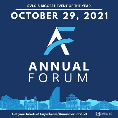 Silicon Valley Leadership Group's Annual Forum takes place Friday October 29th. Zoom Founder and CEO Eric S. Yuan - as well as Regional Healthcare Workers - will be Honored as Recipients of the 2021 Spirit of Silicon Valley Award.