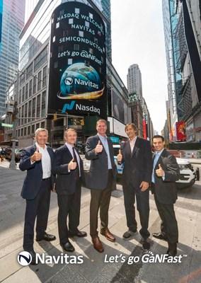 Navitas Semiconductor Leadership Team