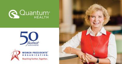 Kara Trott, Quantum Health founder and chairman of the board.