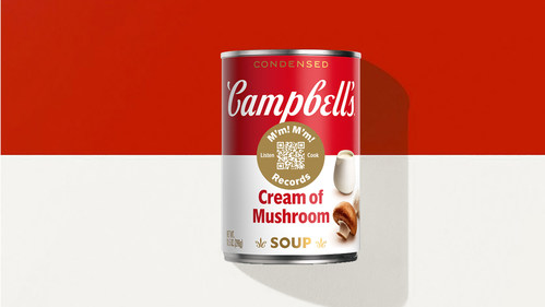 Campbell's® And Universal Music Group Combine Cooking And Music To Answer Age-Old Question 'What Sounds Good Tonight?'