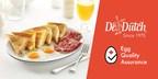 De荷兰伴侣与加拿大的鸡蛋农民,将鸡蛋质量保证™认证到加拿大西部的餐厅