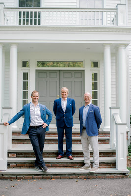Left to right: Ryan Raveis (WRRE Co-President/WRM President), Bill Raveis (WRRE Founder and CEO) and Chris Raveis (WRRE President of Residential Sales). WRM is uniquelypositionedto provide clients the best financing advice, service and insight to win competitive offers.William Raveis Real Estate, Mortgage & Insurance isthe only privately held, family-owned business in the Northeast and Florida offering exceptional real estate, mortgage and insurance services on one platform to its clients.