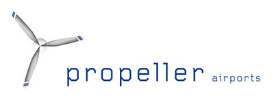 Propeller Airports Logo