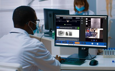 Explorer Live is accessible through multiple devices to provide healthcare providers remote, real-time access to a procedure, regardless of geographic location. Explorer Surgical