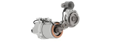 BorgWarner's unique, power-packed P3 drive module enables significant fuel economy gains, CO2 reduction and was custom-designed inhouse
