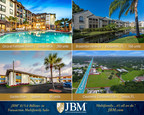 JBM® Closes on $119.25MM - Continuing West Florida Multifamily Domination