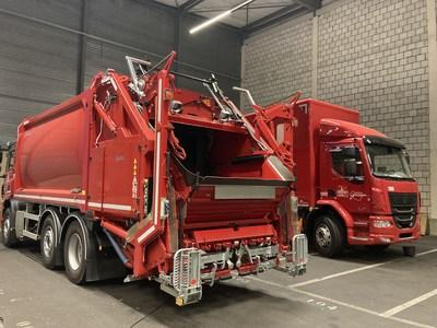 Hyzon Trucks