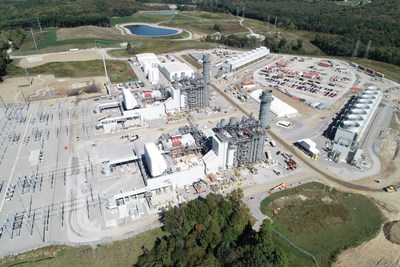 South Field Energy Center, Ohio - the 1,182-megawatt low-carbon combined-cycle facility managed by Advanced Power will provide a clean, reliable, and efficient energy source to more than one million homes.