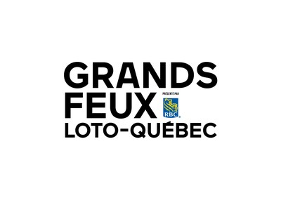 Logo Grands Feux Loto-Québec (Groupe CNW/Grands Feux Loto-Québec)