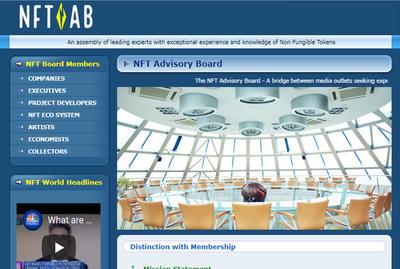 NFT Advisory Board - Leaders in the NFT Sector