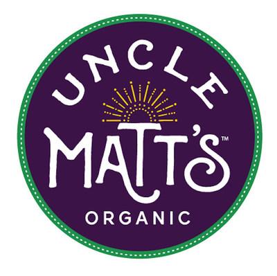 Uncle Matt's OrRachel Powell Powell PR, 516.314.7730, 321353@email4pr.comganic Logo