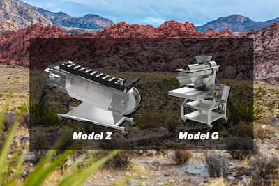 The Model Z Belt Trimmer and the Model G Grinder, industry-born new technology from the GreenBroz Las Vegas R & D team, takes center stage at the MJBizCon 2021 Innovation Booth.