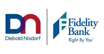 Fidelity Bank Upgrades Entire Self-Service Fleet with Diebold Nixdorf DN Series ATMs