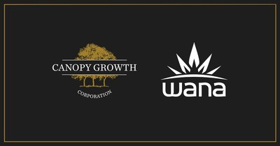 Canopy Growth宣布计划收购Wana Brands,北美最大的大麻食用品牌