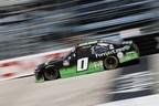 "No. 0 Camaro Returns as ""Black and Green Grass Machine"" with..."