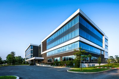 2344 Alfred-Nobel Boulevard located in the heart of Montréal's Technopark (CNW Group/BTB Real Estate Investment Trust)