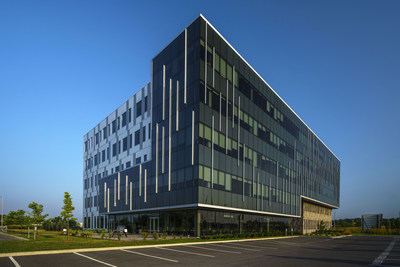 2600 Alfred-Nobel Boulevard located in the heart of Montréal's Technopark (CNW Group/BTB Real Estate Investment Trust)