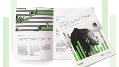 The 2021 Duo Trusted Access Report