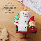The Holiday Season Officially Kicks Off With Hallmark's 2021 Keepsake Ornament Debut