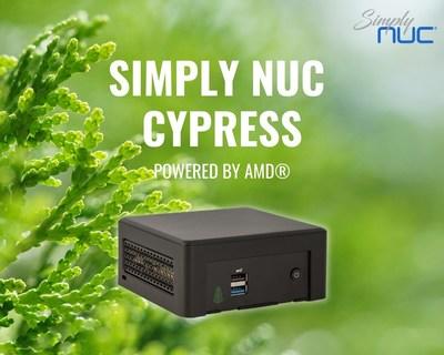 Cypress Mini PC by Simply NUC