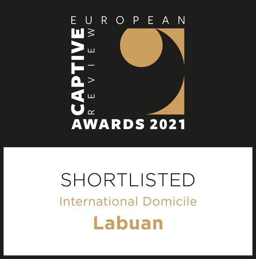 LABUAN IBFC SHORTLISTED FOR 'INTERNATIONAL CAPTIVE DOMICILE 2021'