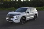 Mitsubishi Motors Reveals The Design of the All-New Outlander...