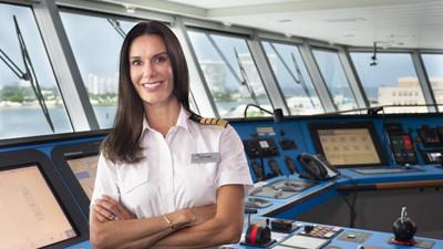 Captain Kate - Captain of Celebrity Beyond