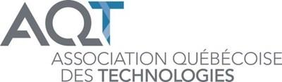 Logo Association québécoise des technologies (AQT) (Groupe CNW/Association québécoise des technologies (AQT))