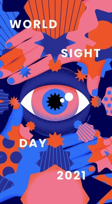 LensCrafters Partners with Australian Artist and Illustrator Karan Singh for the Your Eyes First Campaign in Support of World Sight Day